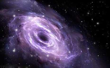 اولین عکس واقعی از ابر سیاهچاله + فیلم