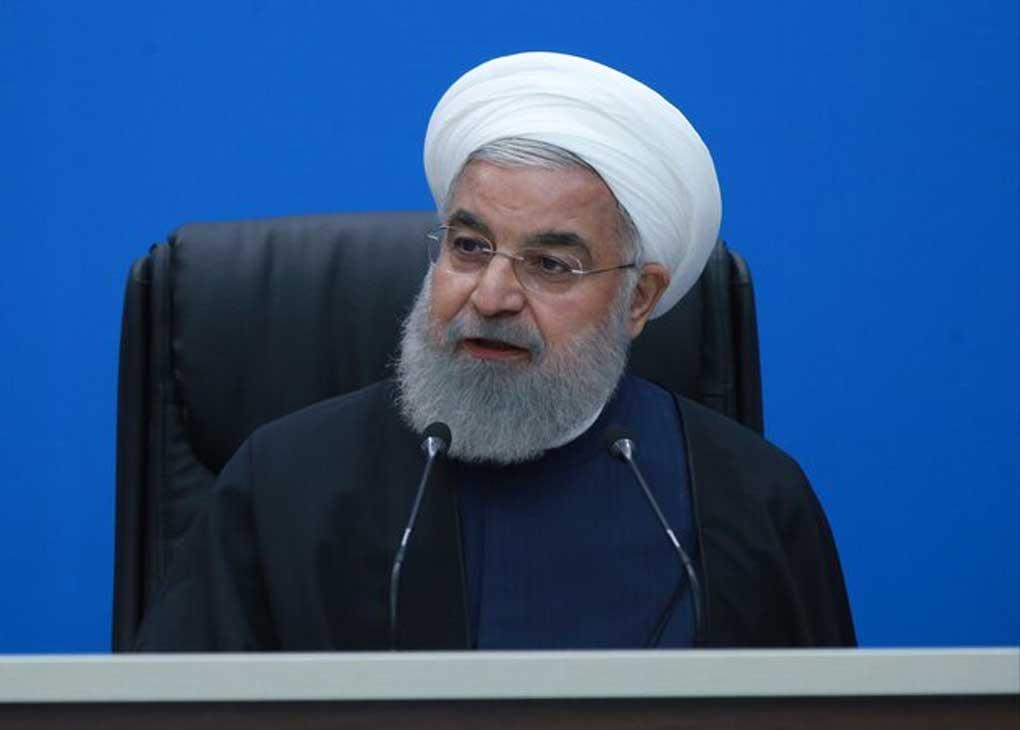 آمریکابا ملت ایران جنگ دارد / تحریم های آمریکا جنایت علیه بشریت است