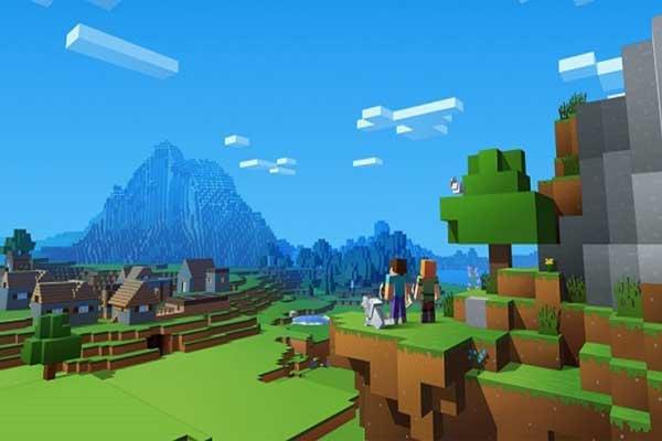بازی ماینکرفت (Minecraft)