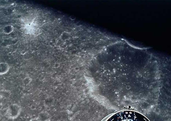 تحویل روز به شب در ایستگاه فضایی را ببینید