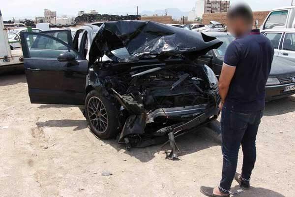 جزییات تصادف جنجالی پورشه در اصفهان