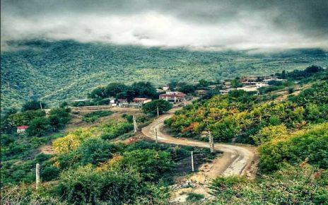 روستای پاقلعه رامیان ، بهشت پنهان گلستان