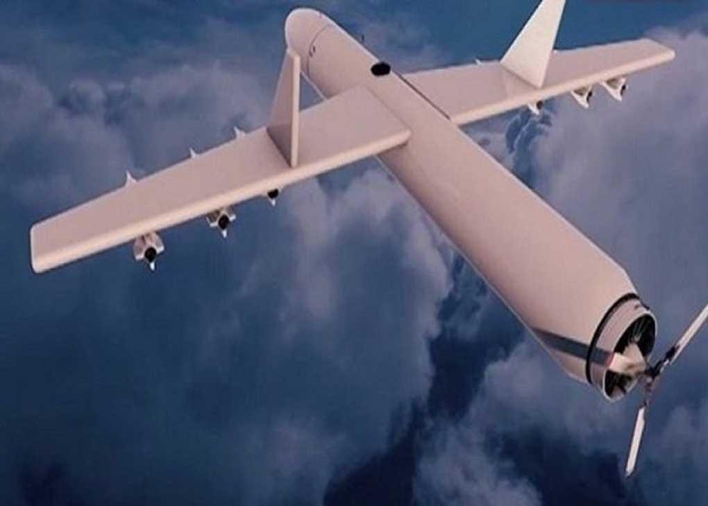 حمله پهپادهای ارتش یمن به پایگاه هوایی شهر «خمیس مشیط» عربستان