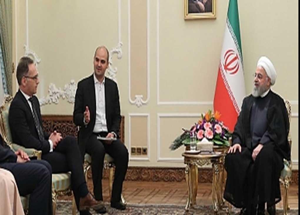 روحانی : اروپا به تعهدات خود در برجام عمل کند /  ایران با تحریم در بنبست قرار نخواهد گرفت