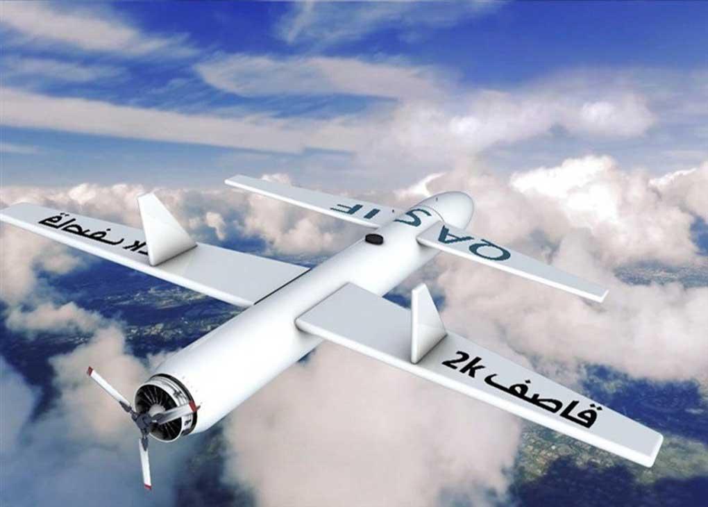 حملات پهپادی گسترده یمن به ۲ فرودگاه سعودی