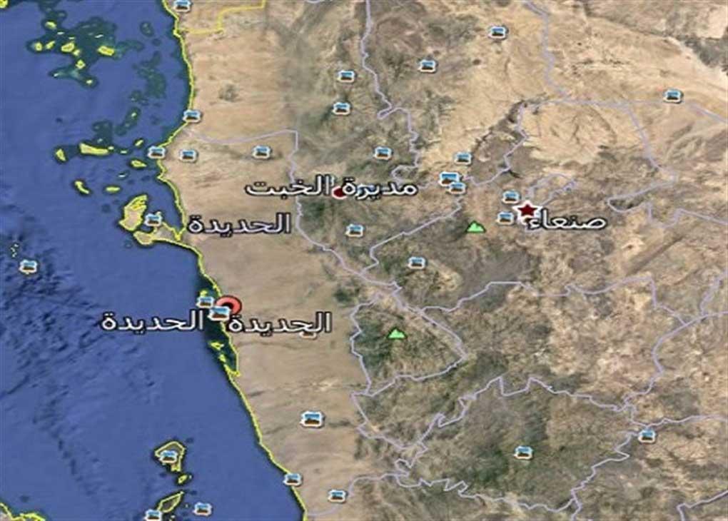 حمله مزدوران سعودی به دفتر سازمان ملل در الحدیده یمن