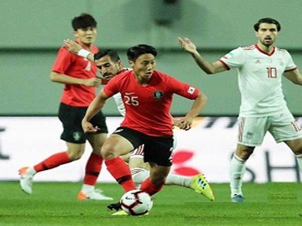 کره جنوبی ۱ – ۱ ایران / بازیکنان ایران مقابل کره جنوبی جنگنده ظاهر شدند