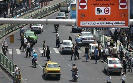 احتمال لغو طرح ترافیک