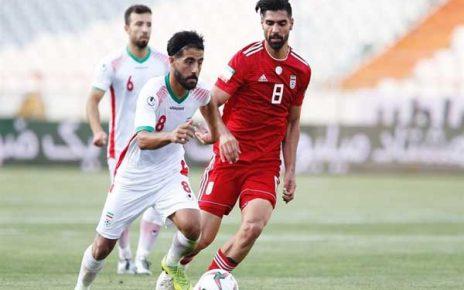 ایران 1-1تیم ملی امید