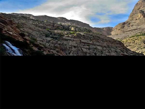 آبشار کرودی کن لردگان