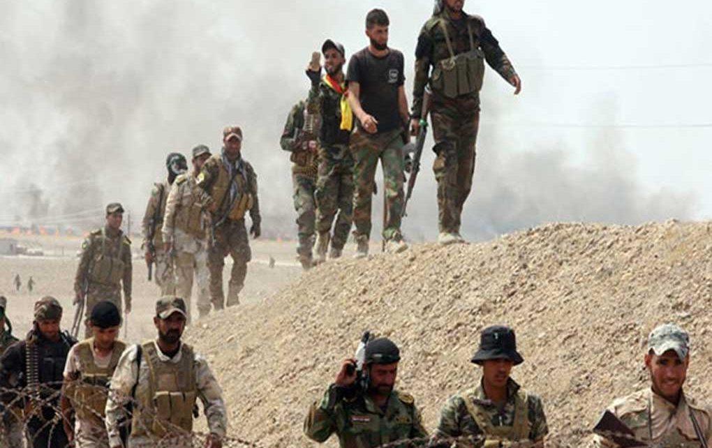 بزرگترین پایگاه داعش
