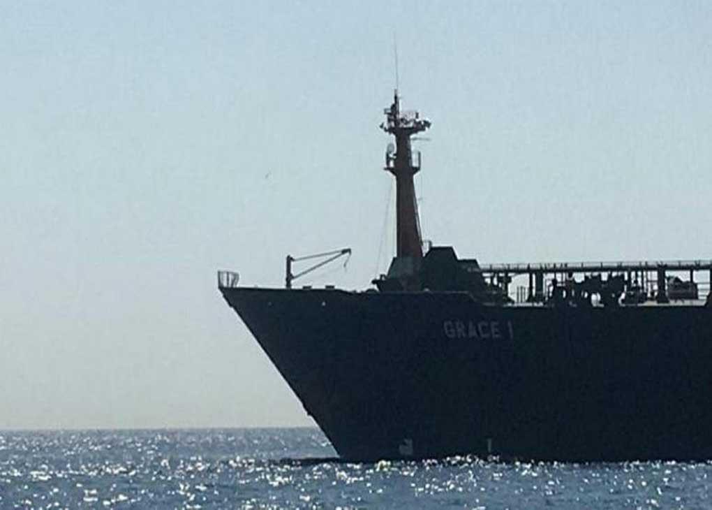 روسیه توقیف نفتکش ایرانی توسط بریتانیا را محکوم کرد
