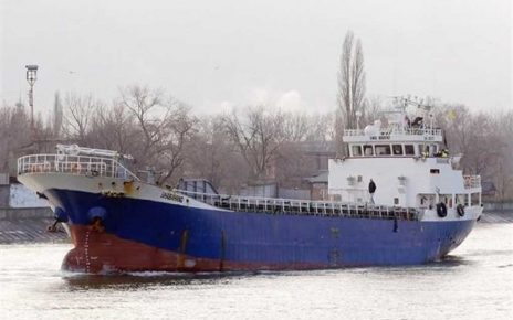 کشتی باری شباهنگ