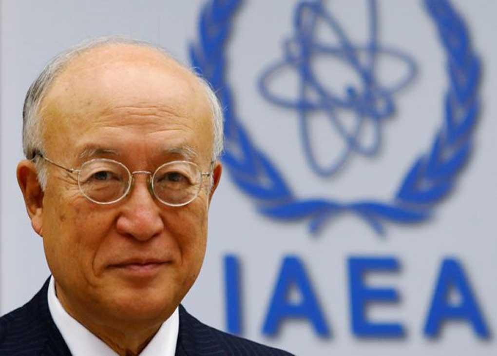 یوکیا آمانو ، مدیرکل آژانس بینالمللی انرژی اتمی، درگذشت