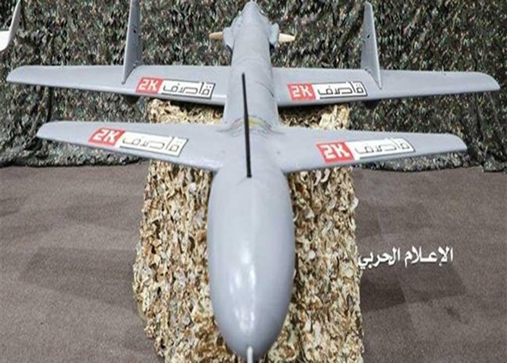بزرگترین عملیات پهپادی در عمق خاک عربستان