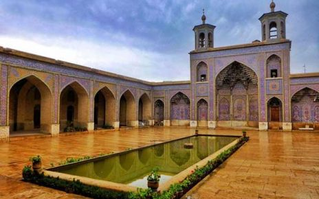 مسجد اتابک شیراز