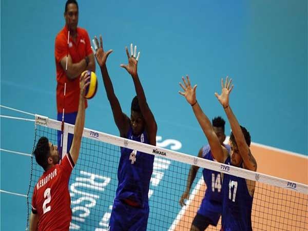 ایران 3 - 2 کوبا