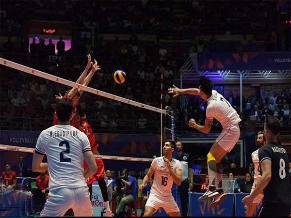 والیبال قهرمانی آسیا؛ ایران سریلانکا را شکست داد