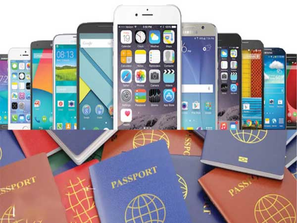 دور زدن قانون رجیستری گوشی های همراه در مرزها