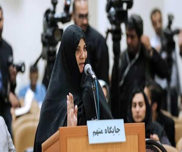 محاکمه شبنم نعمتزاده، فرزند وزیر پیشین صنعت