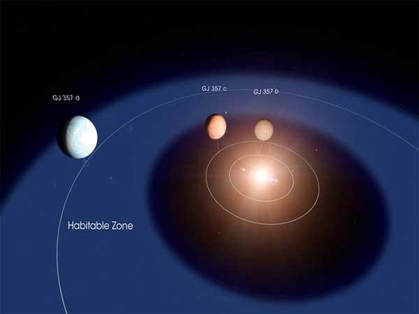 کشف آب در جو یک سیاره فراخورشیدی