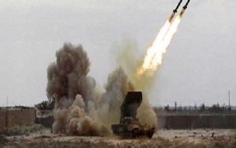 حمله موشکی ارتش یمن به مزدوران سعودی