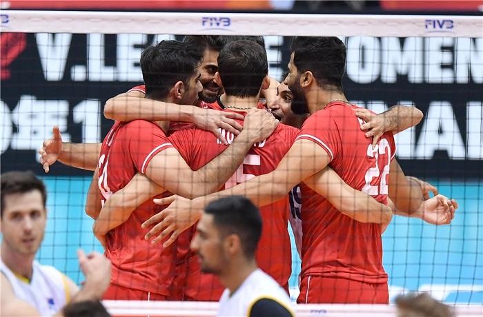 دومین برد والیبال ایران در جام جهانی 2019