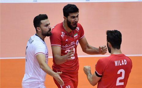 برد قاطعانه ایران در مقابل تونس