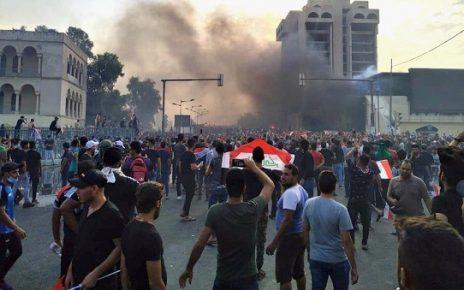 پشت پرده ی اعتراضات عراق از زبان نجاج محمدعلی