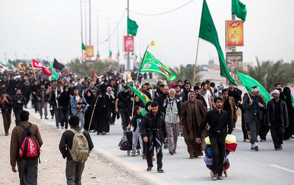 حضور پرشکوه ایرانیان در اربعین امسال