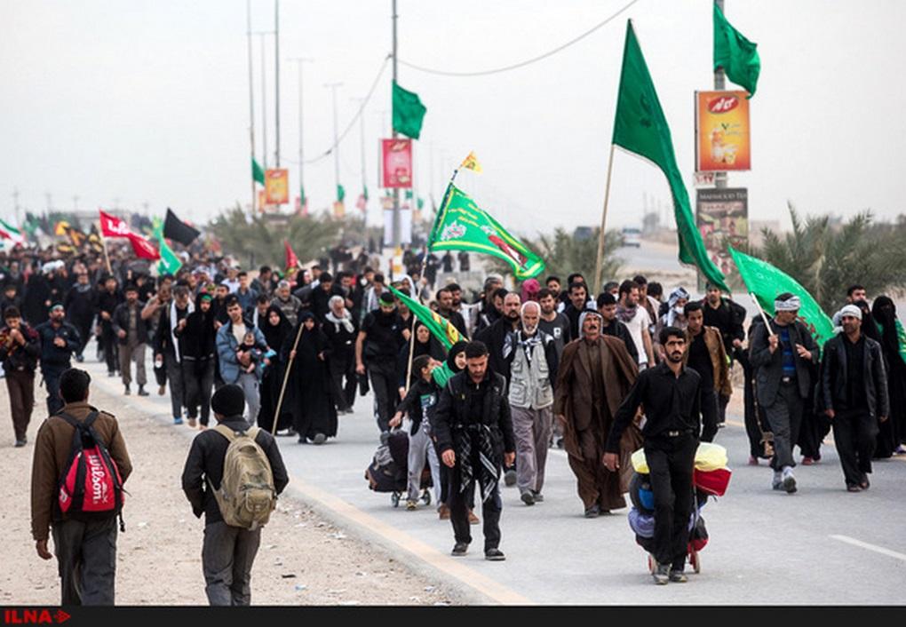 سهم حضور ایرانی ها در اربعین امسال بیش از سه میلیون نفر بود