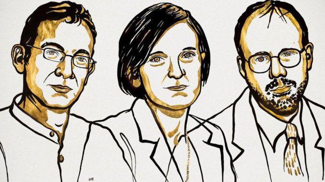 برندگان نوبل اقتصاد  ۲۰۱۹ معرفی شدند.