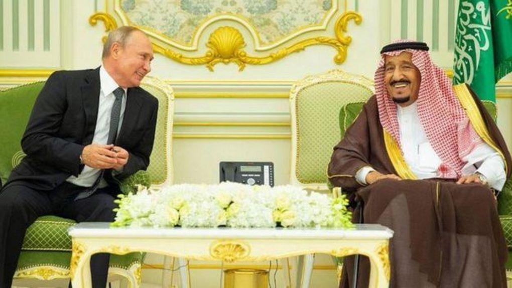 امضای ده ها قرار داد همکاری بین روسیه و عربستان