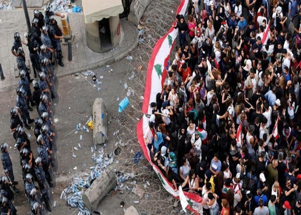تداوم اعتراضات در لبنان