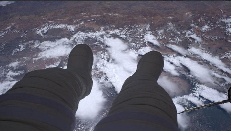 کریستینا کوک و جسیکا میهر دو فضانورد زن تاریخ سازی کردند