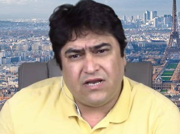 نخستین تصاویر اختصاصی خبرگزاری صداوسیما از بازداشت روحالله زم