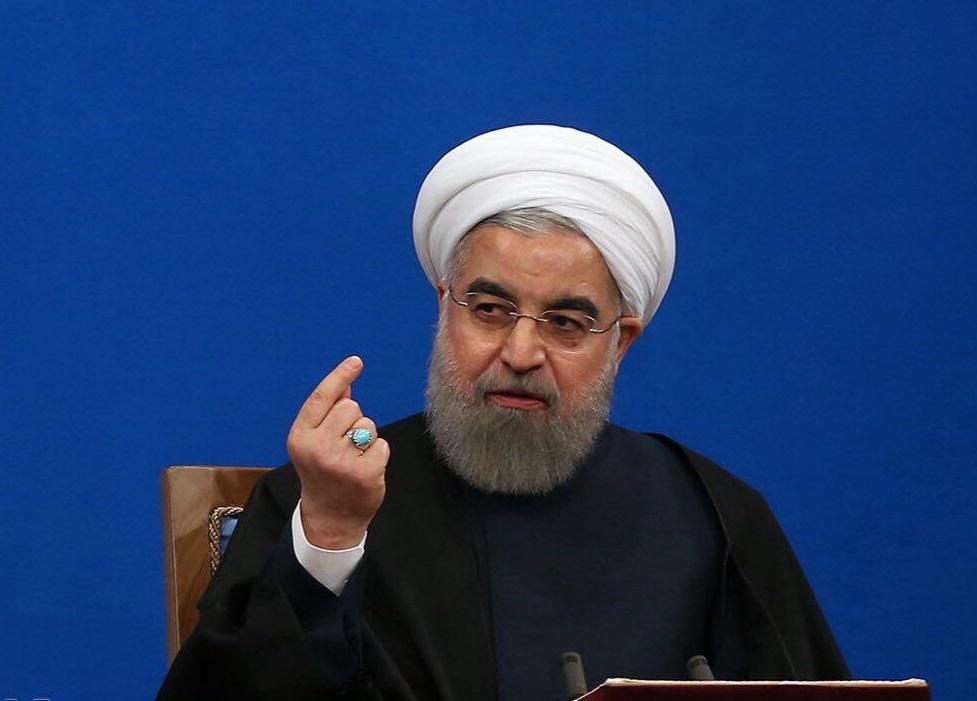 حجت الاسلام روحانی در نشست خبری