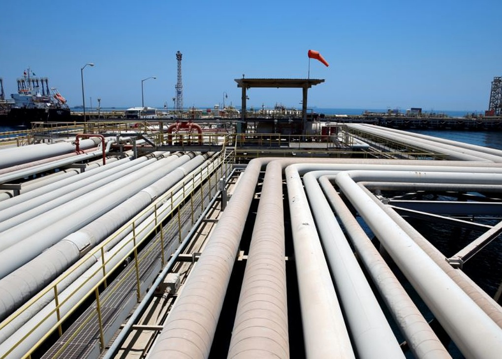 کاهش تولید نفت عربستان در در ماه سپتامبر