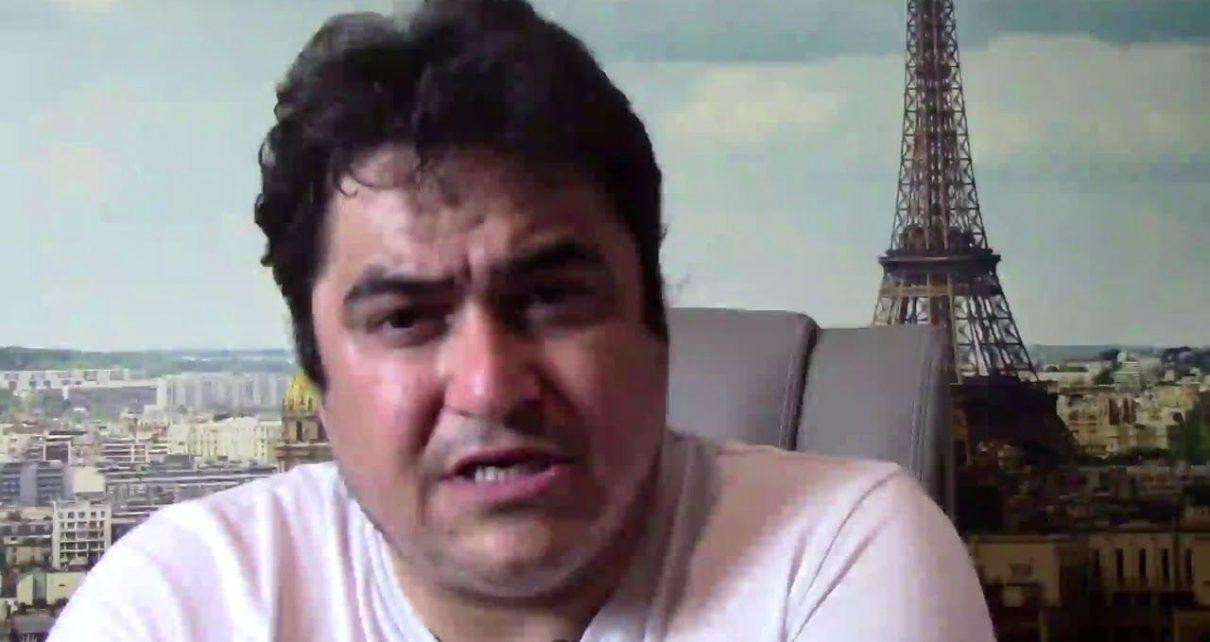 روح الله زم سر شبمه سایت ضد انقلاب امدنیوز بازداشت شد