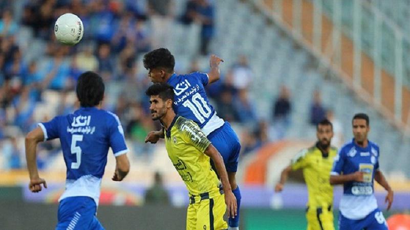 تیم فوتبال استقلال، در چارچوب رقابت های جام حذفی در مرحله یک هشتم نهایی این رقابت ها موفق شد با سه گل تیم دسته اولی فجر سپاسی را شکست دهد