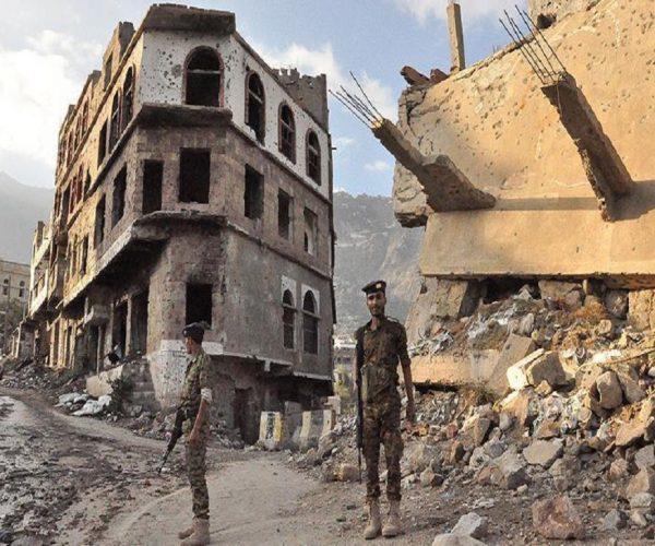 بمباران یمن توسط عربستان سعودی