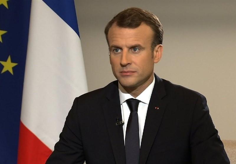 تهدید ایران توسط رئیس جمهور فرانسه