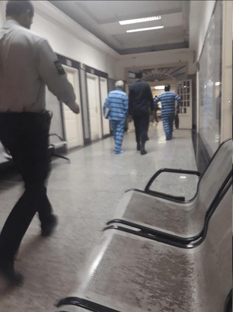 حسین هدایتی به بیست سال حبس محکوم شد