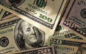 قیمت دلار امروز ۲۵ آبان