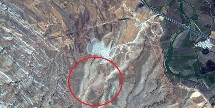 کشف دیوار چین ایرانی