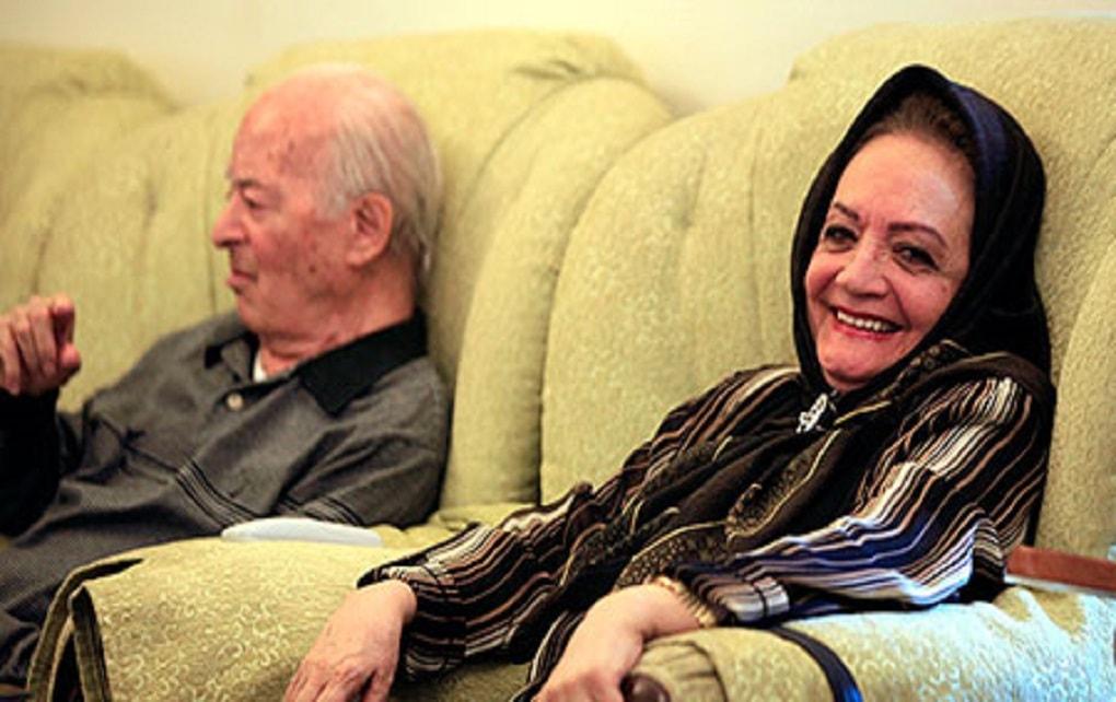 تکذیب خبر درگذشت شهلا ریاحی بازیگر سینما و تلویزیون