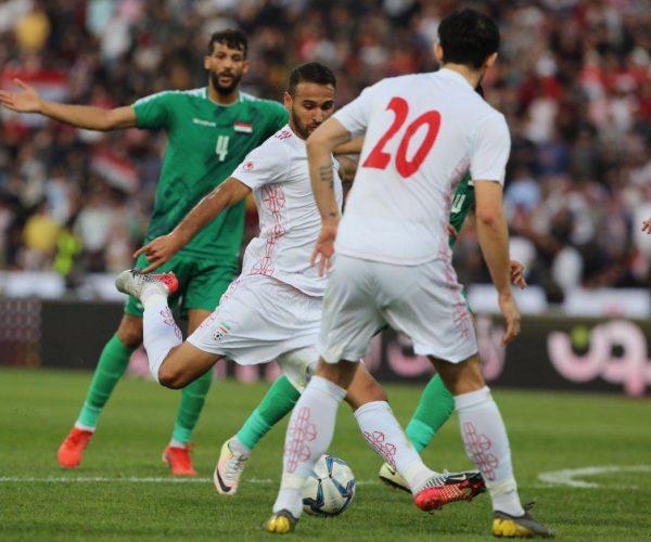 شکست ایران مقابل عراق