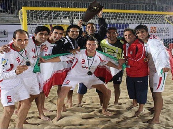 تیم ملی فوتبال ساحلی در فینال