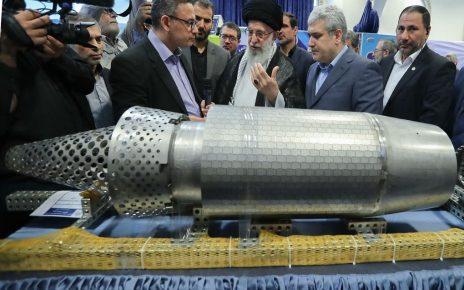 ساخت موتور رمجت توسط ایران