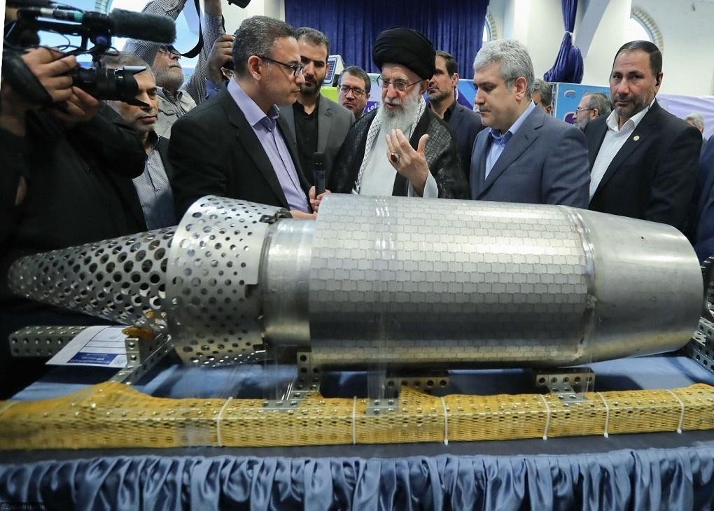 ایران موتور پیشرفته رمجت ساخت